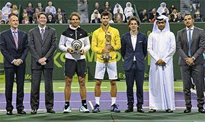 ATP Qatar ExxonMobil Open Winner 2018